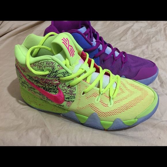 outlet store 16335 f6cee Nike Kyrie 4 Confetti